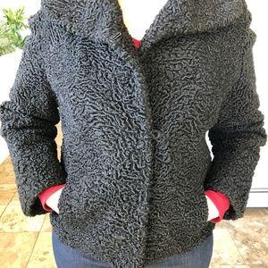 Vintage Persian Lamb Jacket